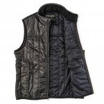 Ultra Light Weight Vest in Raven
