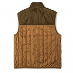 Ultra Light Weight Vest in Dark Tan