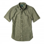 Short Sleeve Japanese Chambray Shirt