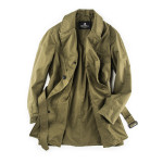 The Shooter Jacket in Green