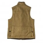 Men's Ambros Tweed Shooting Waistcoat