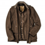 Men's Baldur Loden Coat