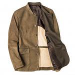 Men's Fabianus Suede Jacket