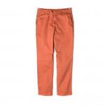 Classic Chino Trousers in Orange