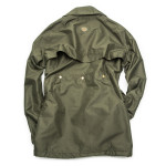 Rain Jacket Storm in Forest Green
