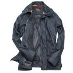 Rain Jacket Storm in Navy