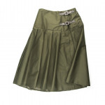 Rain Skirt - Gale - Forest Green