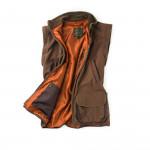 Windproof Fleece - Kent - Brown