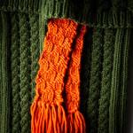 Molland Shooting Sock in Hunter Green