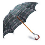 Seat Stick Umbrella - Classic Tartan