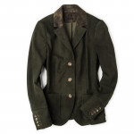 Ladies Leather Bella Jacket