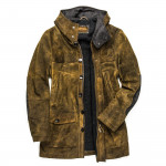 Men's Leather Vancouver Island Jacket