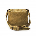 Small Saddle Bag - Light Tan