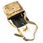 Large Saddle Bag - Light Tan