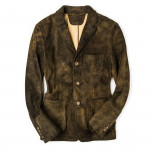 Men's Leather Wales Jacket