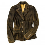 Ladies Loreley Leather Jacket