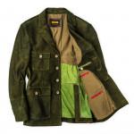Men's Leather Gobi Jacket
