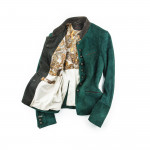Ladies Leather Jolanthe Jacket