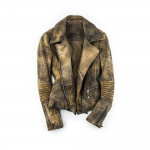Ladies Leather Falcon Jacket