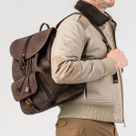 Explora Deluxe Rucksack in Buffalo