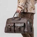 Bournbrook 48HR Bag in Dark Tan