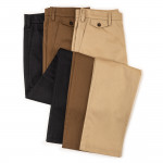 Pathfinder Twill Trousers in Stone
