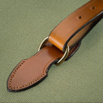 Scoped Taylor Rifle Slip in Safari Green & Mid Tan