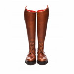 Leather Polo Boots