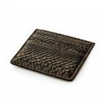 Python Card Holder Wallet in Forest