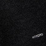 Rototo Neck Warmer in Charcoal