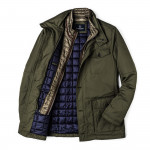 Men's Tibor Coat
