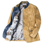 Men's Ferdi Austrian Suede Jacket