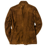 Men's Lars Goat Suede Jacket