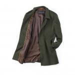 Men's Uland Wool Coat
