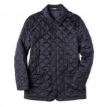 Men's Roland Cashmere Quilted Jacket