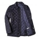 Men's Roland Cashmere Quilted Jacket