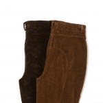 Ladies Stretch Corduroy Breeches in Forest