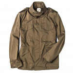 Field Jacket in Olive
