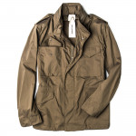 Field Jacket in Olive