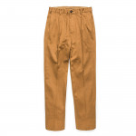 Warm Weather Cotton Trousers in Brown