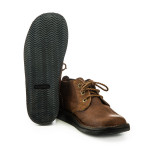 Vellie Shoe - Buffalo Leather