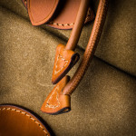 Explora Rucksack in Sand Waxed Cotton