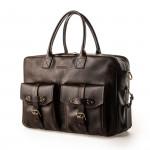 Bournbrook Briefcase in Dark Tan