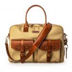 Bournbrook Briefcase in Safari and Mid Tan