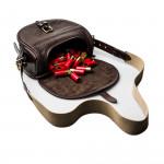Anson Cartridge Bag - 100Rd - Buffalo Leather