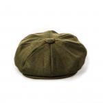 Redford Tweed Cap in Signature Tweed