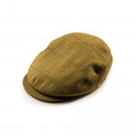 Bond Tweed Cap in Classic Shooting Green