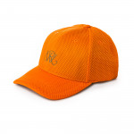 Mesh Logo Cap -  Orange