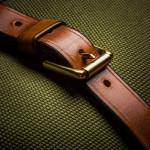 Deeley Shotgun Slip - Pair- Hunter Green & Mid Tan