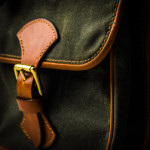 Explora Rucksack in Forest Green Waxed Cotton